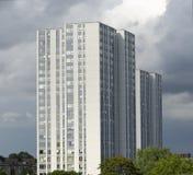 Bloques de torre Foto de archivo libre de regalías