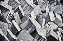 Bloques del cemento foto de archivo libre de regalías