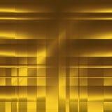 Bloques del extracto del oro como fondo Fotos de archivo libres de regalías