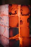 Bloques del hierro Fotos de archivo