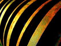 Bloques del metal Foto de archivo libre de regalías