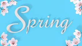Blossom Spring Royalty Free Stock Photos