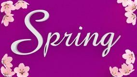 Blossom Spring Royalty Free Stock Photo