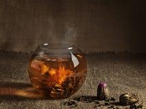 Blossom tea Royalty Free Stock Photo