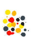 Blot background with copy space. Vector illustration of Blot background with copy space Stock Photo