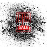 Blot 02 sale. Black friday sale background, vector illustration clip-art vector illustration