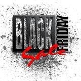 Blot 12 sale. Black friday sale background, vector illustration clip-art stock illustration