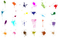 Blots Stock Image