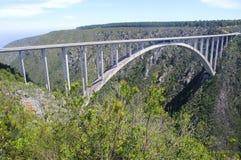 Bloukrans-Brücke Südafrika Lizenzfreies Stockbild