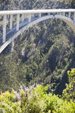 Bloukrans River bridge Stock Images