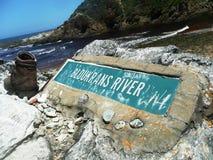 Bloukrans River Crossing Royalty Free Stock Image