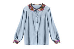 Blouse Royalty Free Stock Images