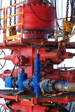 Blow Out Preventer (BOP) Stock Photos
