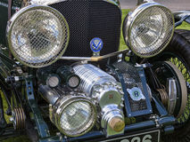 Blower Bentley detail Stock Photo