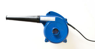 Blower tool on white background Stock Photo