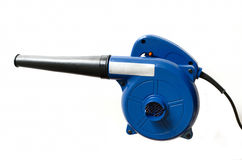 Blower tool on white background Royalty Free Stock Photography