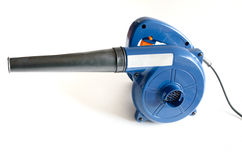 Blower tool on white background Royalty Free Stock Images