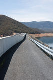 Blowering水坝,新南威尔斯,澳大利亚 库存图片