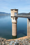 Blowering Dam, New South Wales, Australia Stock Images
