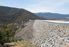 Blowering tama, Nowe południowe walie, Australia Zdjęcie Stock