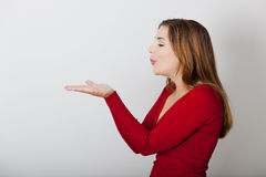 Blowing Stock Images