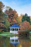 Blowing Rock North Carolina Broyhill Park Autumn Stock Images