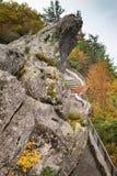 Blowing Rock North Carolina Stock Photo