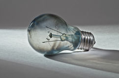 A blown bulb Stock Photo