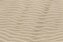 Blown sand pattern Stock Images