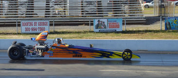 Blown Top Dragster Royalty Free Stock Image
