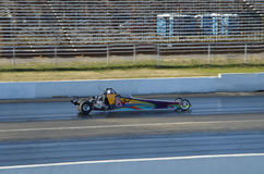 Blown Top Dragster Stock Image