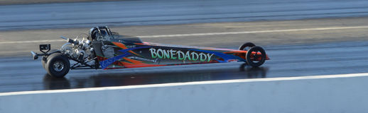 Blown Top Dragster Royalty Free Stock Photography