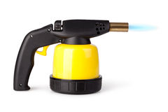 Blowtorch Royalty Free Stock Image