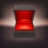 Blox för smycken och gåvor Royaltyfria Foton