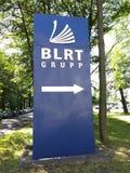BLRT GRUPP Arkivbild