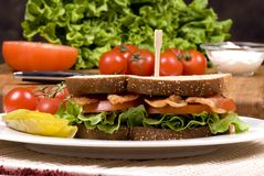 BLT 002 Stock Photography