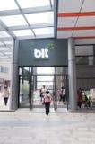 Blt supermarket royalty free stock photography