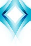 Blu astratto 3 del fondo Immagine Stock Libera da Diritti