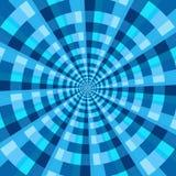 Blu astratto del fondo Fotografia Stock