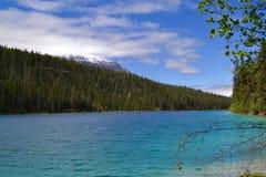 Blu come oceano, piccolo come lago fotografia stock