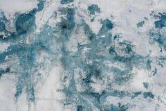 Blu della patina Fotografia Stock Libera da Diritti