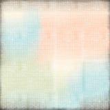Blu della pesca di sguardo indossato fondo semplice di lerciume strutturato Fotografia Stock