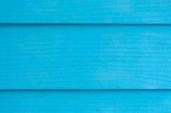 Blu di legno Fotografia Stock Libera da Diritti