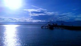 Blu di oceano Immagine Stock Libera da Diritti