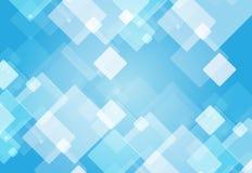 Blu di progettazione grafica Fotografia Stock