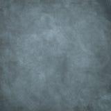 Blu di sguardo indossato fondo semplice di lerciume strutturato Fotografia Stock Libera da Diritti