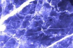 Blu e backgro di marmo naturale porpora e bianco di struttura del modello fotografie stock libere da diritti