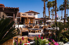 Rancho Las Palmas resort in Palm Springs, CA Stock Photography