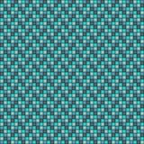 Blu grigio del fondo del mosaico Fotografia Stock Libera da Diritti