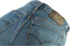Blu jeans Stock Image